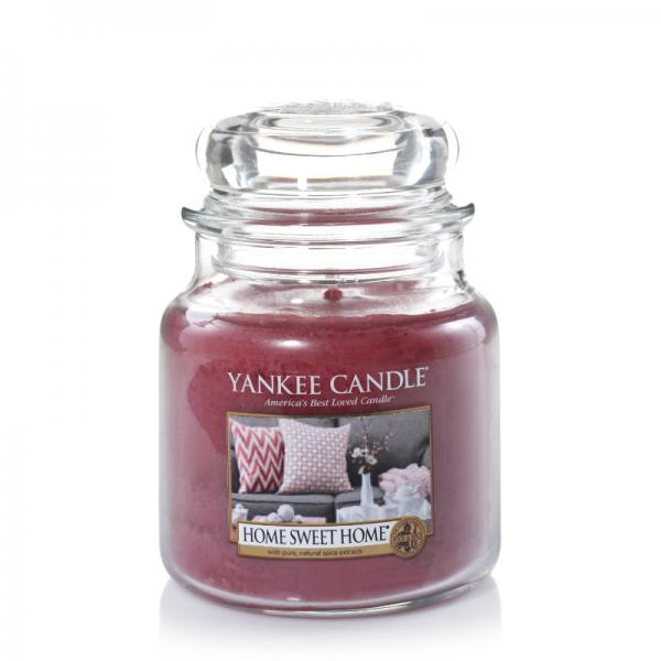 Yankee Candle - Classic Medium Jar Housewarmer - Home Sweet Home