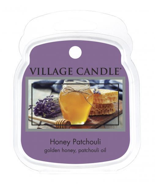 Village Candle - Wax Melt - Honey Patchouli
