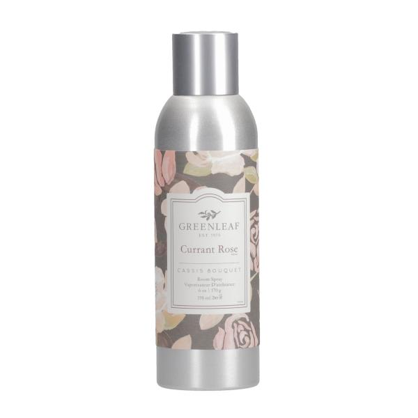 Greenleaf - Room Spray - Raumspray - Currant Rose