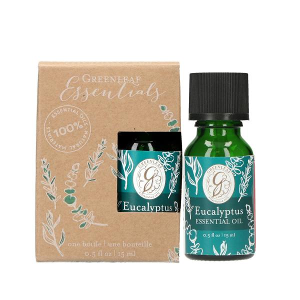 Greenleaf - Essential Oil - Ätherisches Duftöl - Eucalyptus
