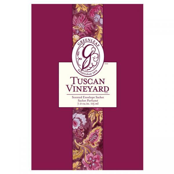 Greenleaf - Duftsachet Large - Tuscan Vineyard