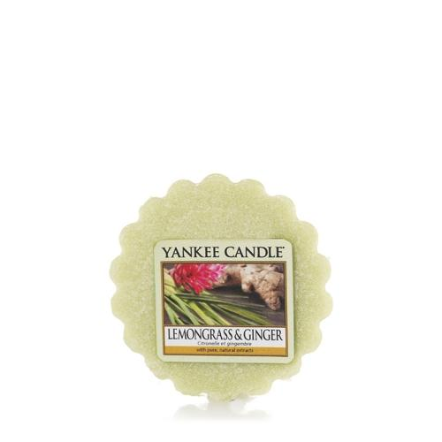 Yankee Candle - Duftwachs - Tarts Wax Melt - Lemongrass & Ginger