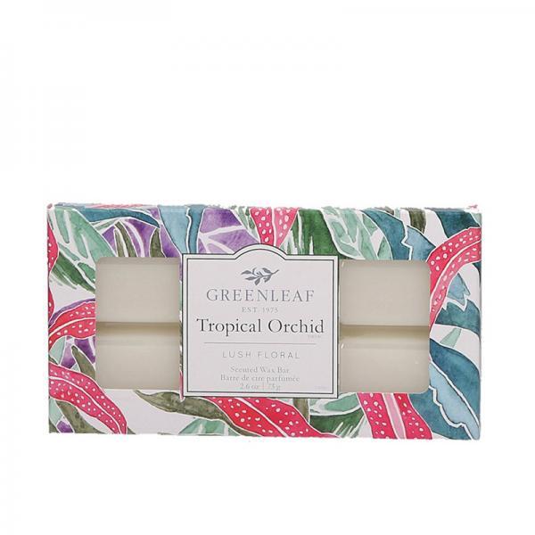 Greenleaf - Duftwachs / Wax Bar - Tropical Orchid