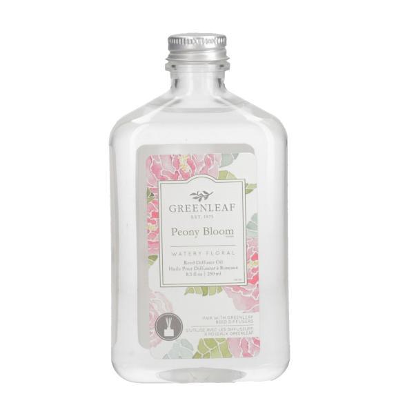Greenleaf - Reed Diffuser Oil - Reedöl - Peony Bloom