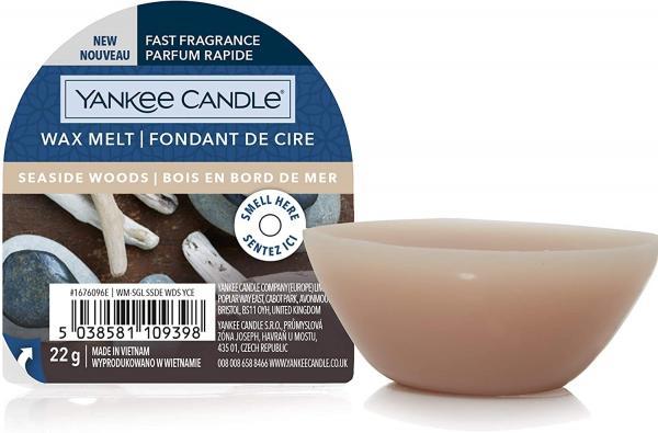 Yankee Candle - Wax Melt - Duftwachs - Seaside Woods