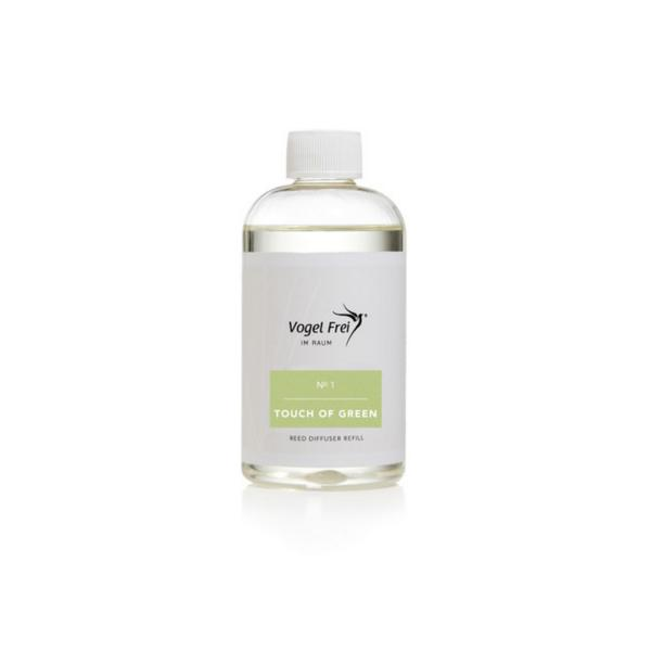 Vogel Frei - Reed Diffuser Oil - Reedöl - Touch of Green