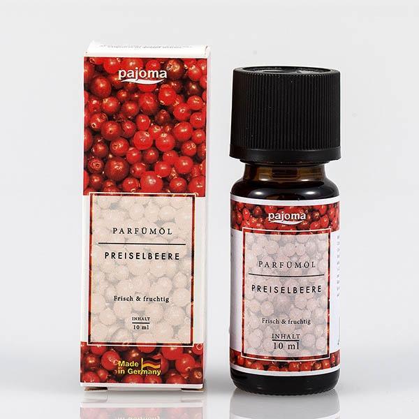 Pajoma - Parfümöl - Duftöl - Preiselbeere