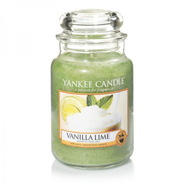 Yankee Candle - Classic Large Jar Housewarmer - Vanilla Lime