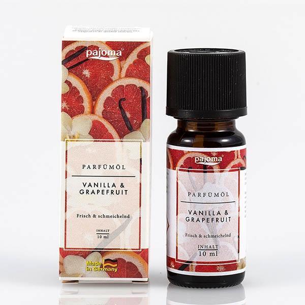 Pajoma - Parfümöl - Duftöl - Vanilla & Grapefruit