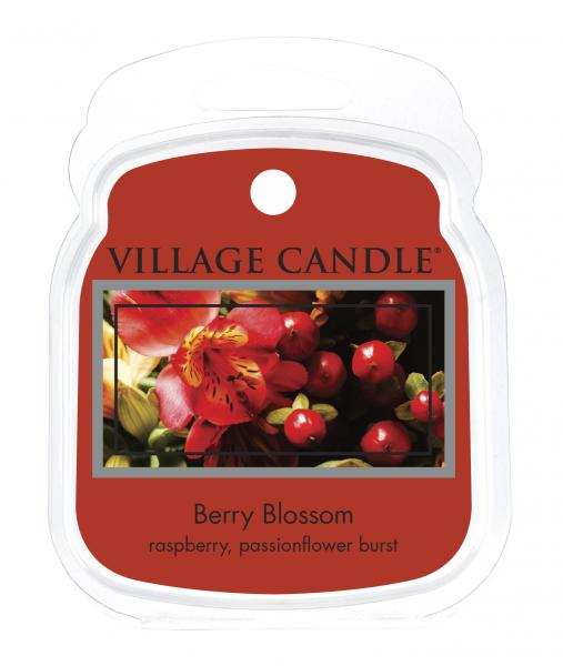 Village Candle - Wax Melt - Berry Blossom