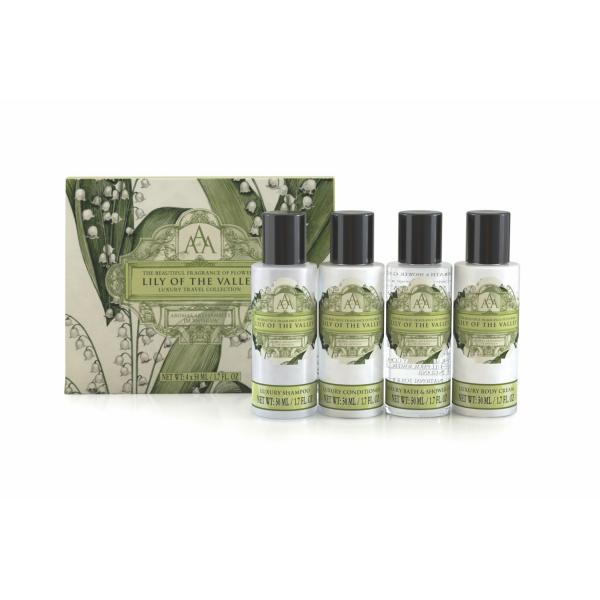 STC - Triple AAA Travel Collection Lily of the Valley