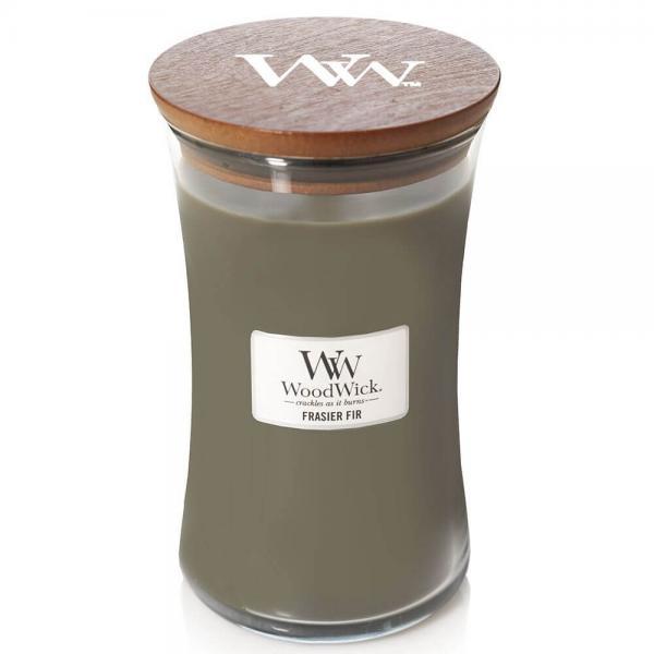 WoodWick - Large Hourglass Duftkerze - Frasier Fir