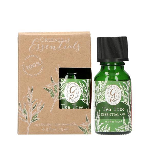 Greenleaf - Essential Oil - Ätherisches Duftöl - Tea Tree