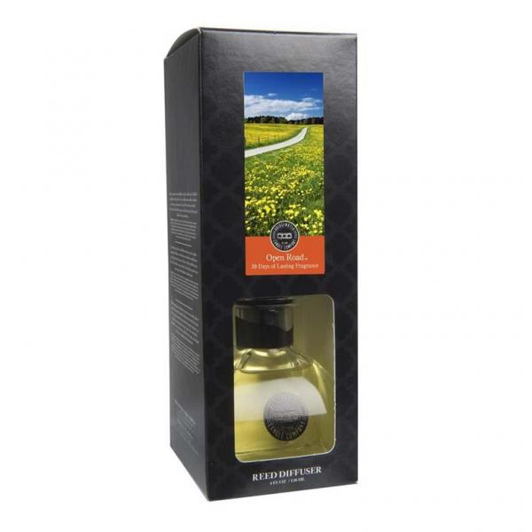 Bridgewater Candle - Reed Diffuser - Open Road