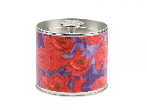 Greenleaf - Signature Candle Tin - Duftkerze in Dose - Painted Poppy