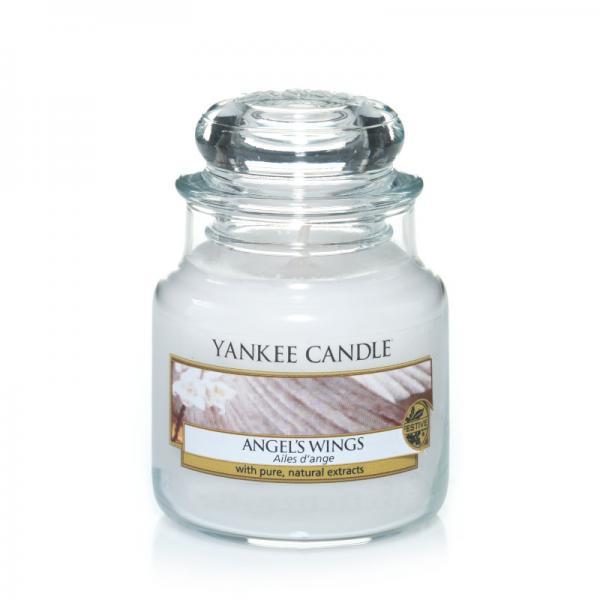 Yankee Candle - Classic Small Jar Housewarmer - Angel's Wings