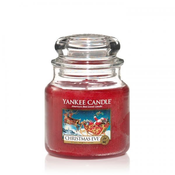 Yankee Candle - Classic Medium Jar Housewarmer - Christmas Eve Δ