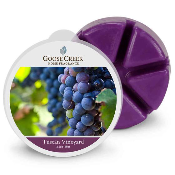 Goose Creek Candle - Duftwachs - Wax Melt - Tuscan Vineyard