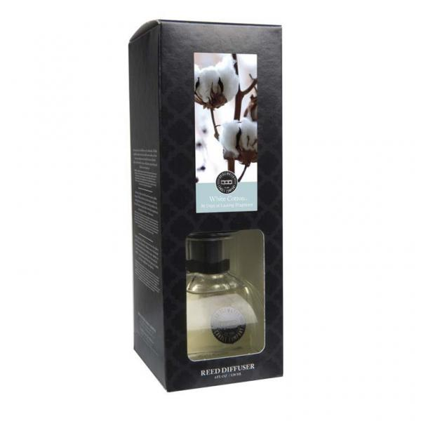 Bridgewater Candle - Reed Diffuser - White Cotton
