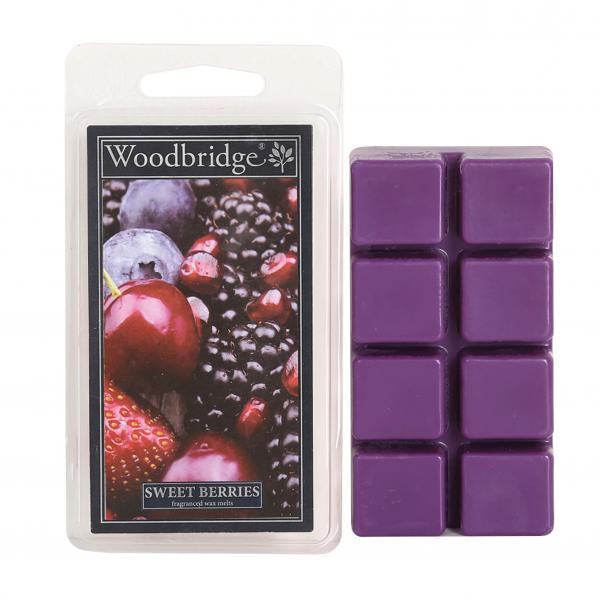 Woodbridge Candle - Duftwachs - Sweet Berries