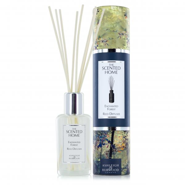 Ashleigh & Burwood - The Scented Home - Reed Diffuser - Enchanted Forest