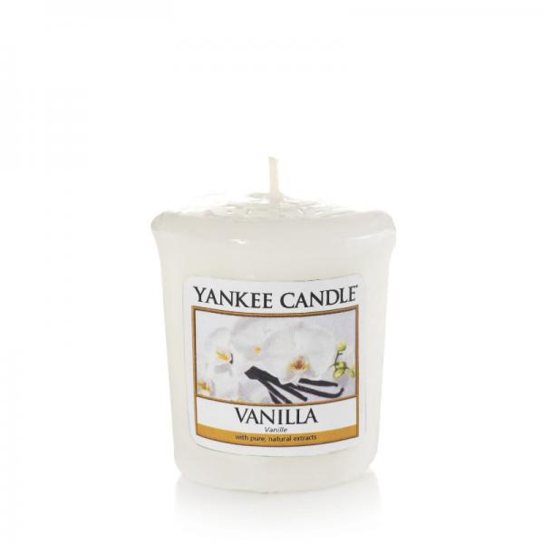 Yankee Candle - Classic Votive - Votivkerze - Vanilla