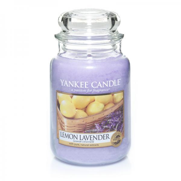 Yankee Candle - Classic Large Jar Housewarmer - Lemon Lavender