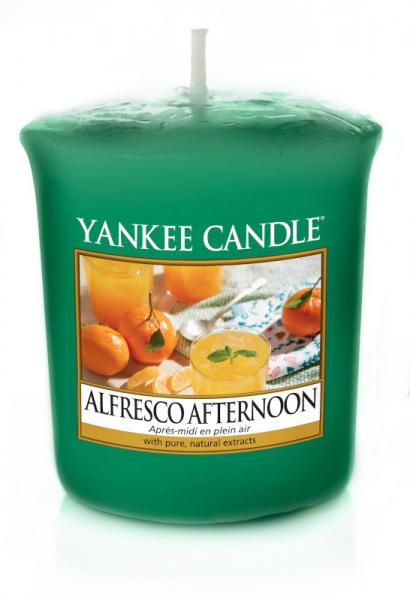 Yankee Candle - Classic Votive - Votivkerze - Alfresco Afternoon