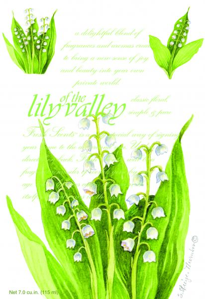 Willowbrook Fresh Scents - Duftsachet - Lily of the Valley