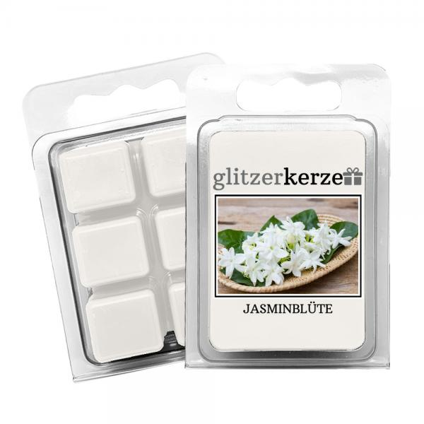glitzerkerze - Duftwachs Jasminblüte