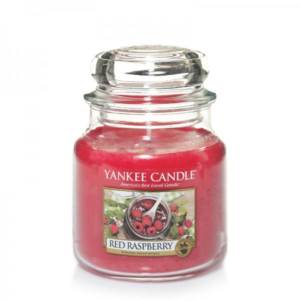Yankee Candle - Classic Medium Jar Housewarmer - Red Raspberry