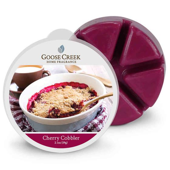 Goose Creek Candle - Duftwachs - Wax Melt - Cherry Cobbler