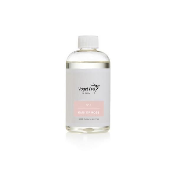 Vogel Frei - Reed Diffuser Oil - Reedöl - Kiss of Rose