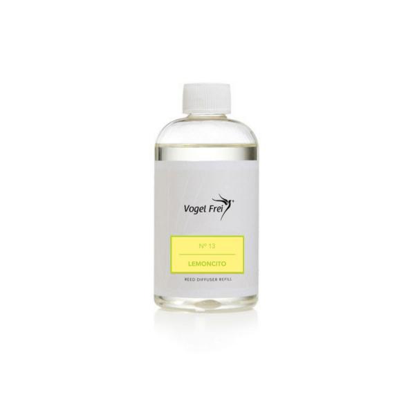 Vogel Frei - Reed Diffuser Oil - Reedöl - Lemoncito
