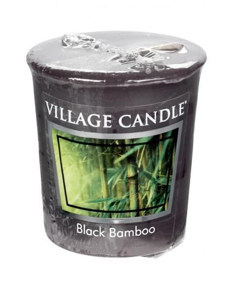 Village Candle - Votivkerze - Black Bamboo