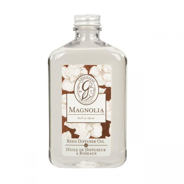 Greenleaf - Reed Diffuser Oil - Reedöl - Magnolia