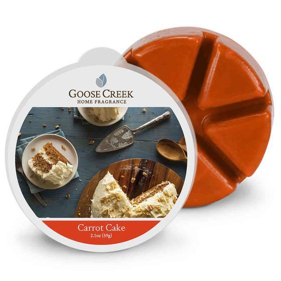 Goose Creek Candle - Duftwachs - Wax Melt - Carrot Cake