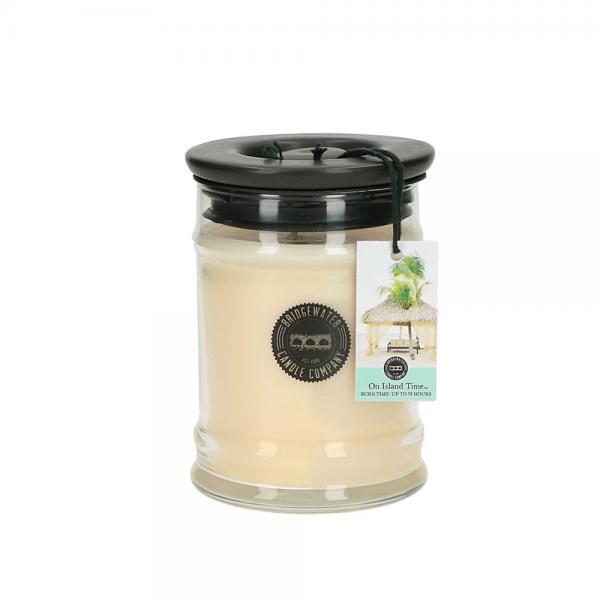 Bridgewater Candle - Kleine Duftkerze im Glas - Small Jar - On Island Time