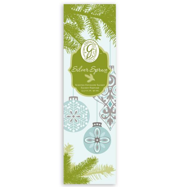 Greenleaf - Duftsachet Slim - Silver Spruce