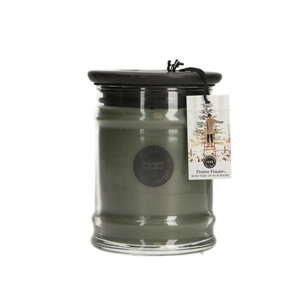 Bridgewater Candle - Kleine Duftkerze im Glas - Small Jar - Festive Frasier