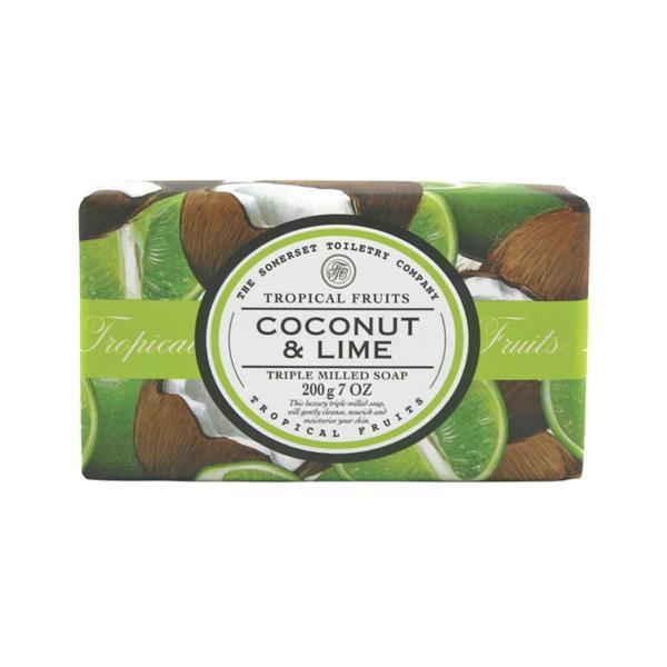 STC - Tropical Fruit Soap Coconut & Lime º*