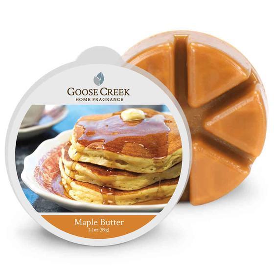 Goose Creek Candle - Duftwachs - Wax Melt - Maple Butter