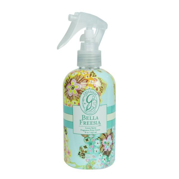 Greenleaf - Linen Spray - Wäschespray -Textilerfrischer - Bella Freesia