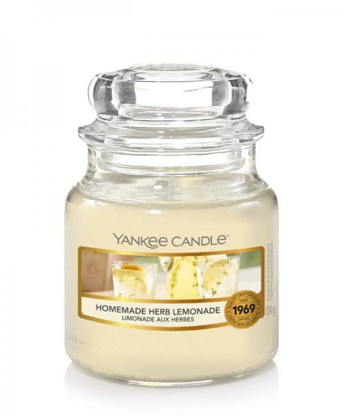 Yankee Candle - Classic Small Jar Housewarmer - Homemade Herb Lemonade