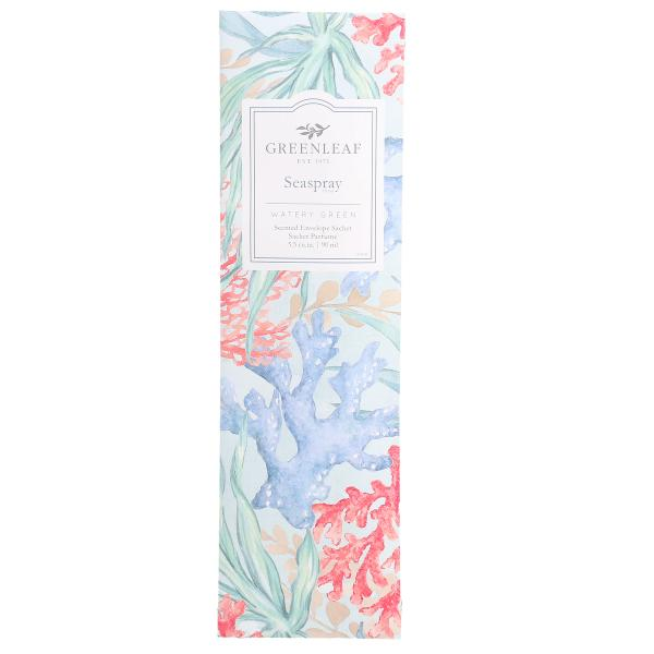 Greenleaf - Duftsachet Slim - Seaspray