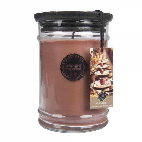 Bridgewater Candle - Große Duftkerze im Glas - Large Jar - Gathering