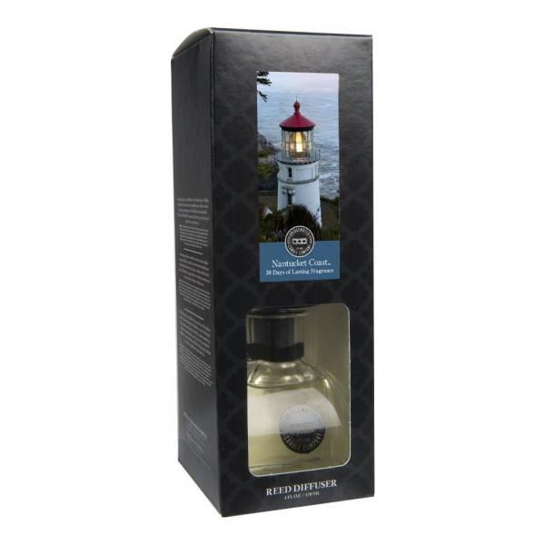 Bridgewater Candle - Reed Diffuser - Nantucket Coast