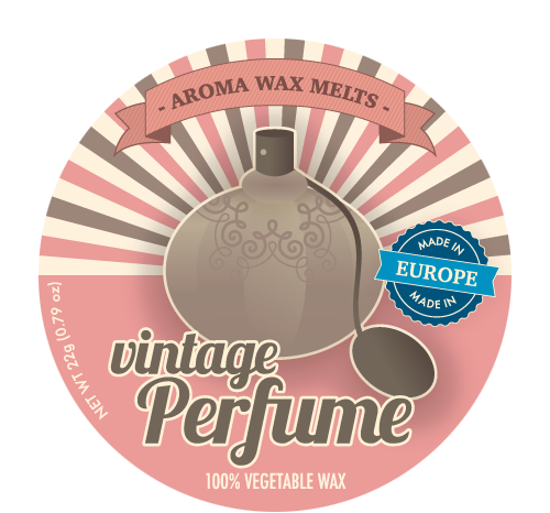 *Aroma Wax Melts - Duftwachs - Vintage Perfume