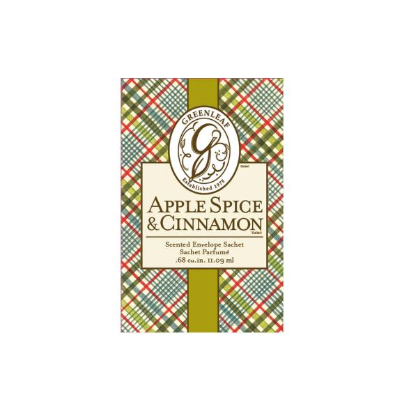 Greenleaf - Duftsachet Small - Apple Spice & Cinnamon