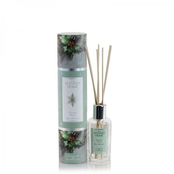 Ashleigh & Burwood - The Scented Home - Reed Diffuser - Frosted Holly Δ